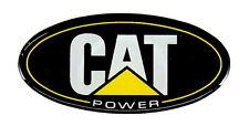 CATERPILLAR CAT POWER OVAL (LARGE) SATIN