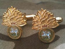 Royal Regiment of Fusiliers Military Cufflinks