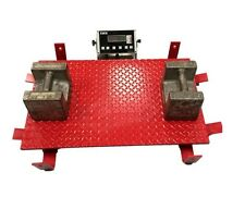 HAY BALE SCALE - HAY BALING SCALE - BALER SCALE - HAY BALE WEIGHING SCALE