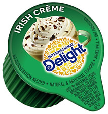 Coffee Creamers Irish Creme Non Dairy Alcoholic Beverage 299 Pcs Home Garden New