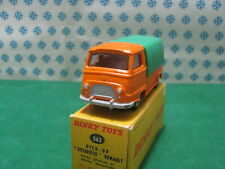 Vintage  -  RENAULT   PICK-UP   ESTAFETTE        -  Dinky Toys  563