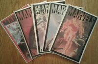 """Marvels"" complete 1st print series by Kurt Busiek & Alex Ross w/ #0 issue"