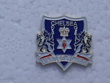 Chelsea ULSTER BLUES Pin Badge Carefree CFC Blues KTBFFH Chelsea FC 1905