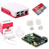 Raspberry Pi 4 RPi4 (4GB RAM) Bundle 32GB, weiß