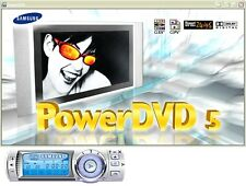 Cyberlink PowerDVD v5.0 pour windows XP
