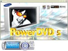Cyberlink PowerDVD v5.0 pour windows XP
