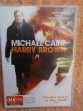 HARRY BROWN MICHAEL CAINE EMILY MORTIMER DVD MA R4