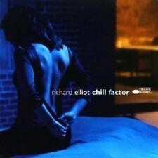 Richard Elliot : Chill Factor CD (1999)