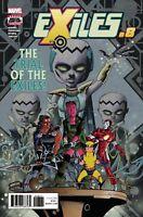 Exiles #8 Marvel Comic 1st Print 2018 unread NM