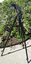 Vguc Manfrotto Tripod 3011Bn 055Ab/Lf21 Astronomy Mount for Short Tube 80 As Is