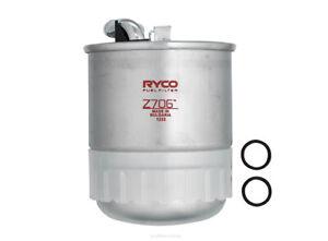 Ryco Fuel Filter Z706 fits Jeep Commander 3.0 CRD 4x4 (XK)