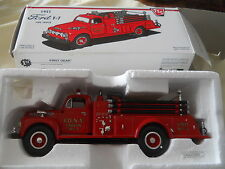 First Gear 1951 Ford F-7 Fire Truck 1:34 F.D.N.Y. #3 Limited Edition
