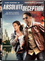 Absolute Deception [New DVD] UV/HD Digital Copy, Widescreen, Ac-3/Dolby Digita