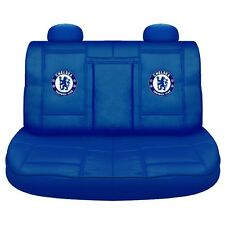 Chelsea FC Premium Limited Edition PVC Rear Car Seat Cover.