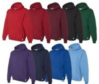 Russell Hoodie, Dri-Power Hooded, Sweatshirt 695HBMO YOUTH Sizes WAS 24.95 NEW!