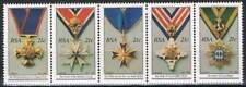Zuid-Afrika postfris 1990 MNH 808-812 - Medailles / Orde