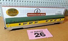 CENTRALIA - CNW CORRUGATED COACH # 3483 - N -  REF26  NEW