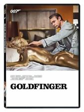 Goldfinger 007 DVD James Bond Agent Sean Connery NEW Ships FREE
