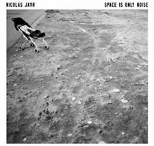 Nicolas contrat-Space Is Only Noise (New Version) CD NEUF
