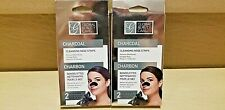 (2 PACK) CHARCOAL Cleasing Nose Strips