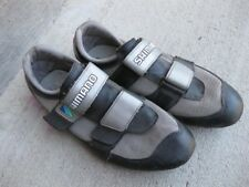 Vintage Shimano Sh-T110 Size 40 1/2 Cycling Shoes Bicycle