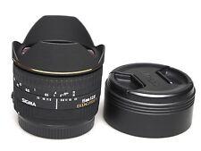 Sigma DG EX FishEye 15 mm f2.8 F. Canon