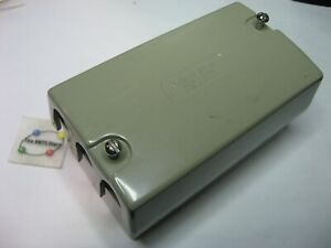 Northern Electric QAA2A-79 Telephone 50P Cable Junction Box Splitter Used Qty 1