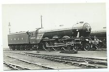 "LONDON & NORTH EASTERN RAILWAY - LNER no.4472 ""FLYING SCOTSMAN""  R.P. Postcard"