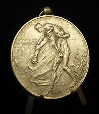 Medal We Help Each Other Let's Sc Devreese Wavre Medal