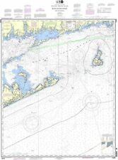 NOAA Chart Block Island Sound and Approaches 39th Edition 13205