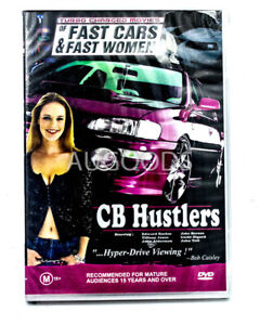 Fast Cars and Fast Women - CB Hustlers - DVD Series Rare Aus Stock New
