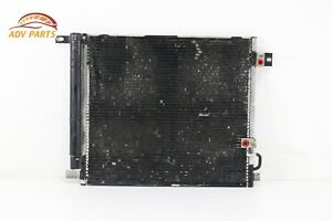 HUMMER H3 AC A/C AIR CONDITIONING CONDENSER OEM 2006 - 2010 ✔️ -DAMAGED-