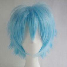 HOT SELL Fashion Cosplay Wig Short Straight Men Boy Cartoon Anime Party Hair Wig