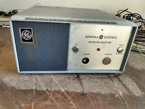 GENERAL ELECTRIC MONITOR RCEIVER ER-52-A