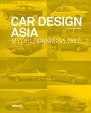 Car Design Asia - Buch book Karosserie Auto Coachbuilding Asien Japan Cars