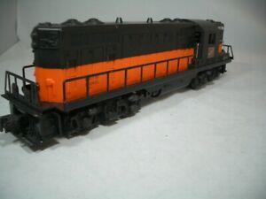Postwar Lionel 2338 Milwaukee Road GP-7 Diesel Locomotive