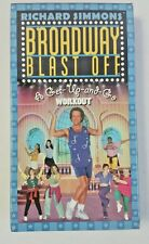 Richard Simmons Broadway Blast Off A Get Up And Go Workout Sealed New