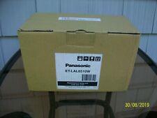 PANASONIC ET-LAL6510W ETLAL6510W TWIN PACK LAMPS IN HOUSINGS FOR MODEL PTL6500