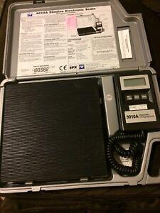 TIF 9010A, Slimline Electronic Scale