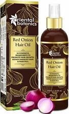 Oriental Botanics Red Onion Hair Growth Oil With Argan Oil, Castor Oil - 200ml