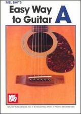 Easy Way to Guitar A by Mel Bay Staff (1965, Paperback)