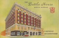 Mobile, ALABAMA -  The Battle House - ARCHITECTURE - 1950 - Fireproof