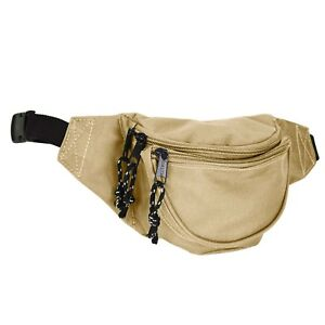 DALIX Womens Girls Boys Fanny Pack Kids Waist Bag Pouch Youth Size Travel Small