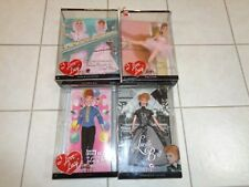 LUCILLE BALL LADY OF COMEDY I Love Lucy Barbie Pink Label Lot of 4
