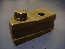 Brown & Sharpe Cutting Off Tool Post No.20A Low Front For #O And #Og Machines.