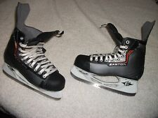 EASTON SYNERGY EQ1 ICE SKATES HOCKEY SIZE 6 GREAT SHAPE,STILL STIFF AND BRIGHT