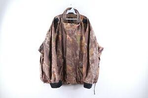 Browning Duck Commander Series Mens 3XL Goretex Camouflage Waterproof Jacket