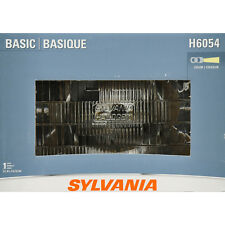 (2) Sylvania Basic Headlight H6054 - Two Count