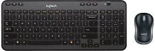 Logitech - Mk360 - Wireless Combo Keyboard