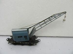 HO - Marklin 4511 Crane Car - UIB